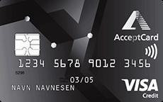 AcceptCard Visa