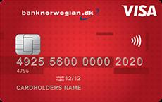 Bank Norwegian Visa