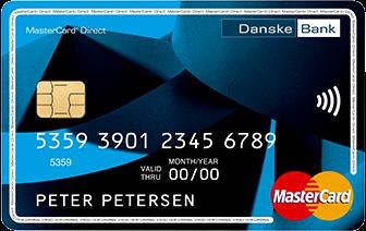 Anmeldelse af Danske Bank MasterCard Basis - Credi.dk