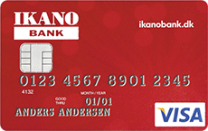 Ikano Bank Visa